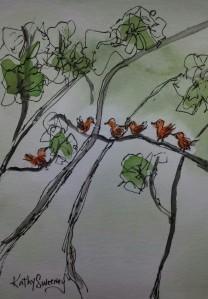 8 2014 orange birds